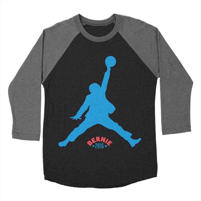 Bern Is Life Men's Baseball Triblend T-Shirt by Bernie Threads
