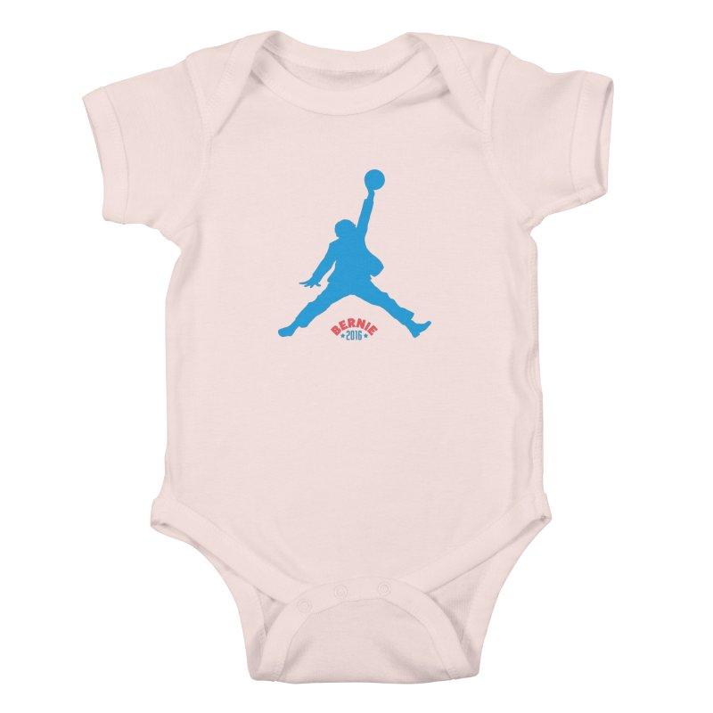 Bern Is Life Kids Baby Bodysuit by Bernie Threads