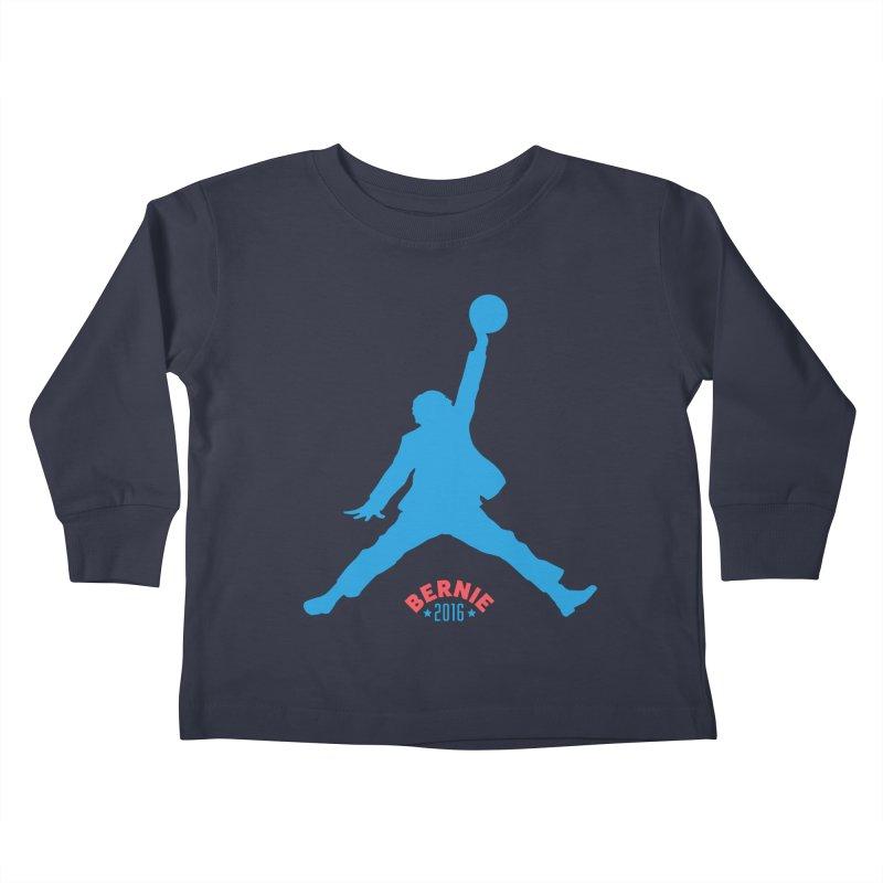 Bern Is Life Kids Toddler Longsleeve T-Shirt by Bernie Threads