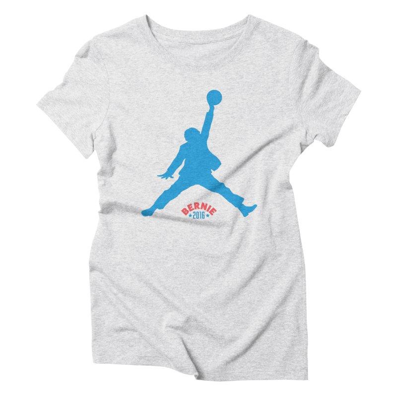Bern Is Life Women's Triblend T-Shirt by Bernie Threads