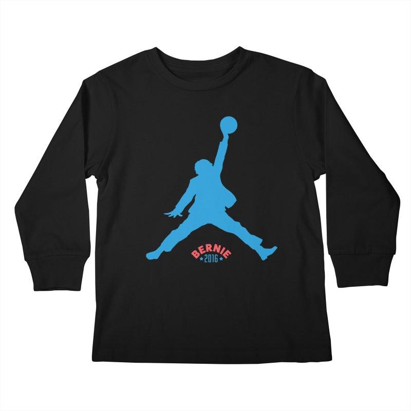 Bern Is Life Kids Longsleeve T-Shirt by Bernie Threads