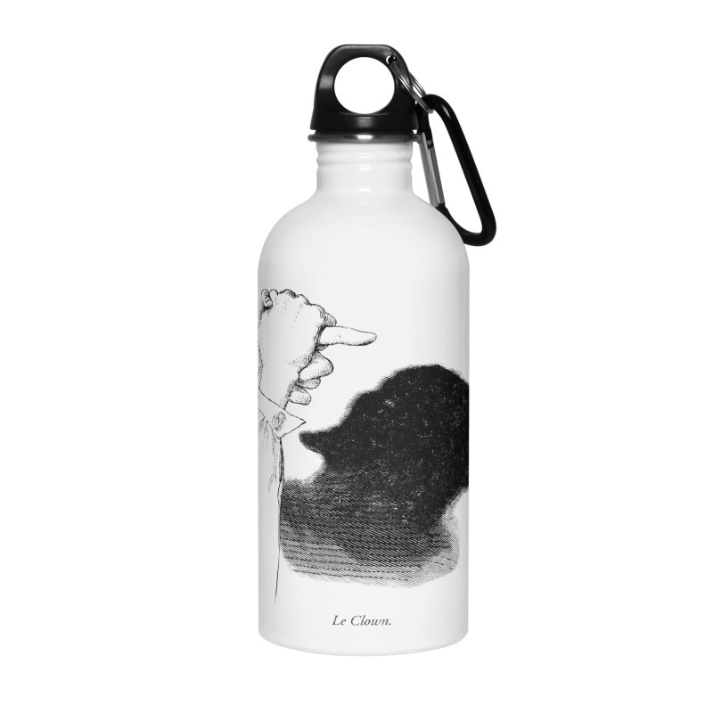 No Puppet. No Puppet. You're The Puppet. Accessories Water Bottle by Bernie Threads