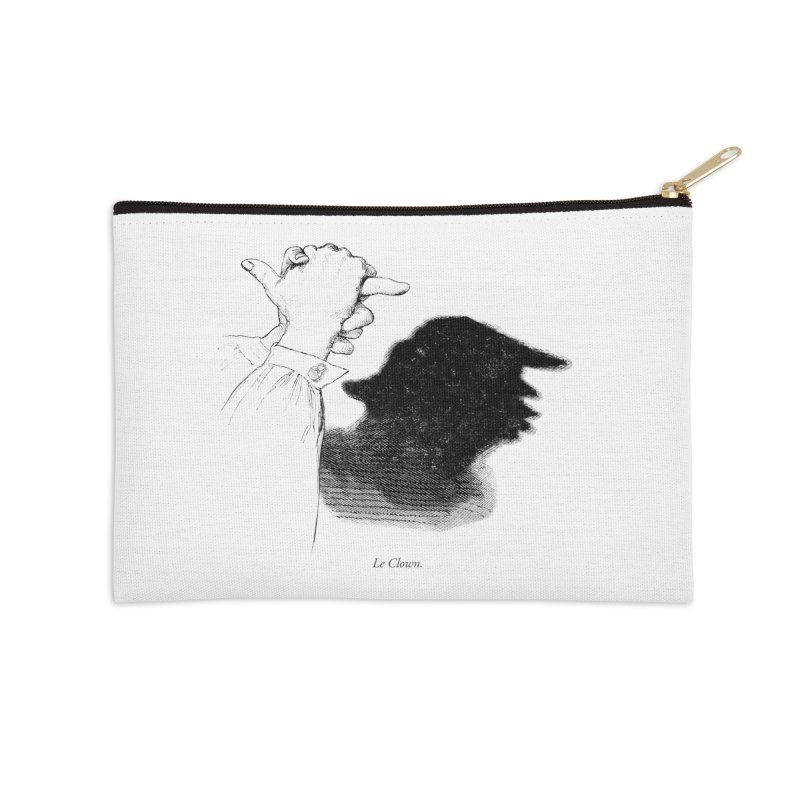 No Puppet. No Puppet. You're The Puppet. Accessories Zip Pouch by Bernie Threads