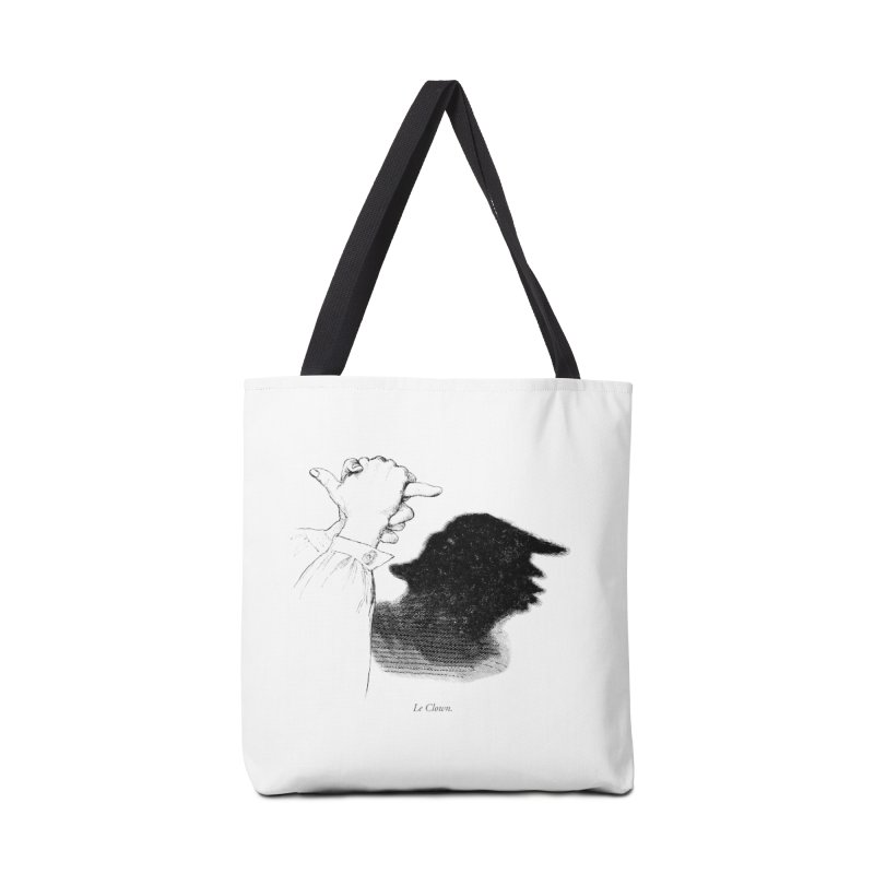 No Puppet. No Puppet. You're The Puppet. Accessories Bag by Bernie Threads