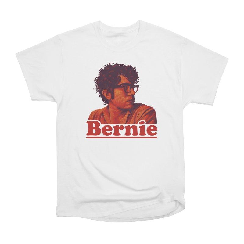 Young Bernie Men's T-Shirt by Bernie Threads