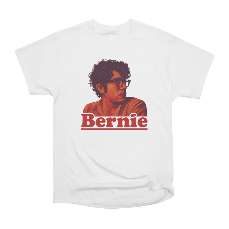 Young Bernie Men's Heavyweight T-Shirt by Bernie Threads