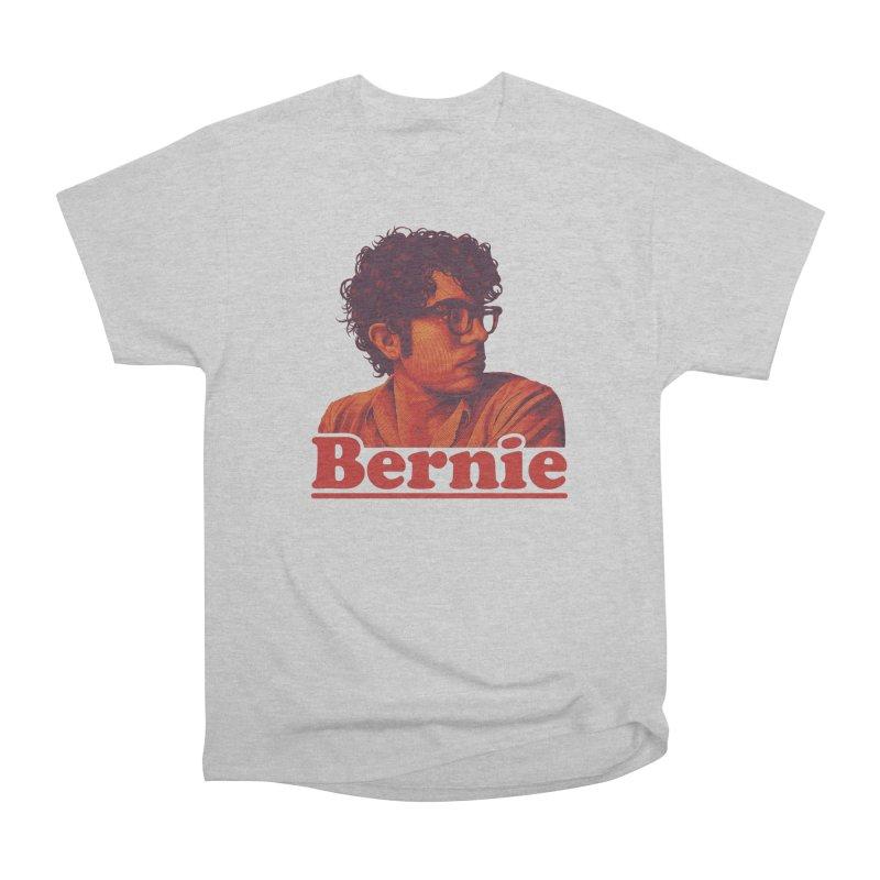 Young Bernie Women's Heavyweight Unisex T-Shirt by Bernie Threads