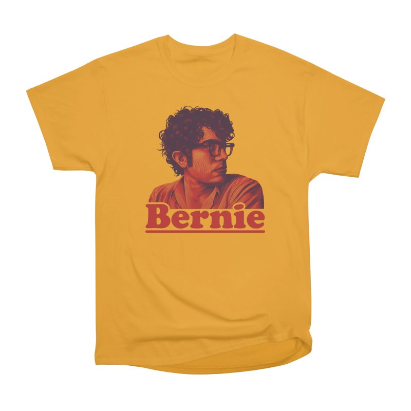 Young Bernie Women's Classic Unisex T-Shirt by Bernie Threads