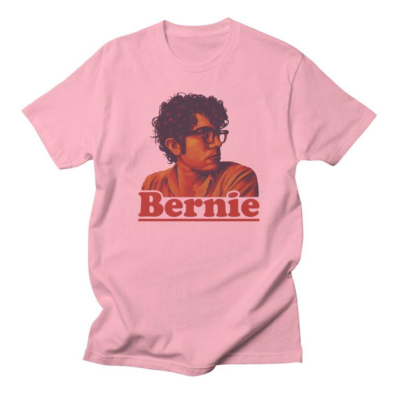 Young Bernie Men's Regular T-Shirt by Bernie Threads