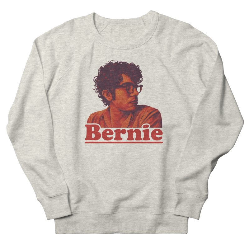 Young Bernie Men's French Terry Sweatshirt by Bernie Threads