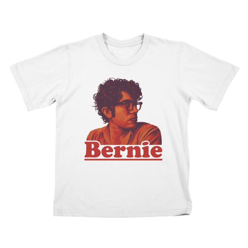 Young Bernie Kids T-Shirt by Bernie Threads