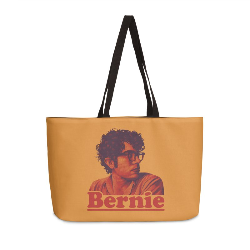 Young Bernie Accessories Weekender Bag Bag by Bernie Threads