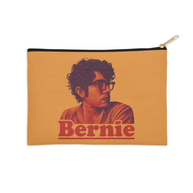 Young Bernie Accessories Zip Pouch by Bernie Threads