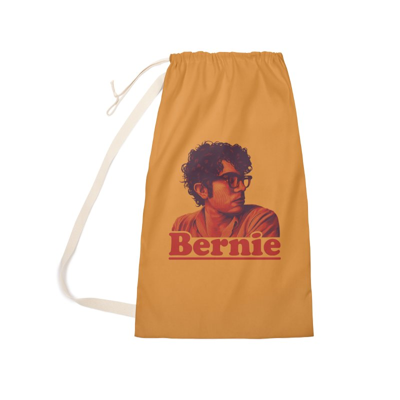 Young Bernie Accessories Laundry Bag Bag by Bernie Threads