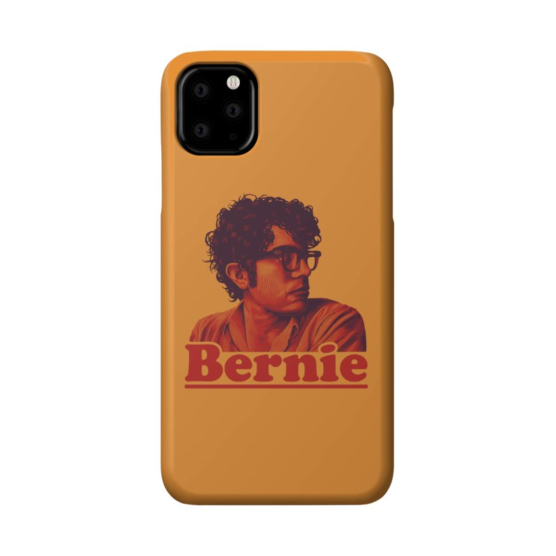 Young Bernie Accessories Phone Case by Bernie Threads