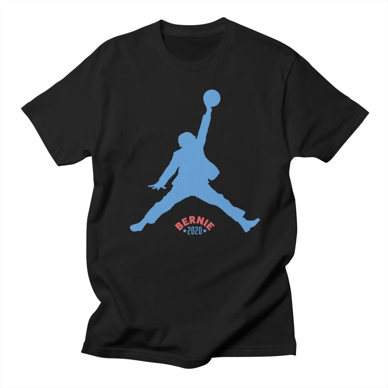 Bernie Air 2020 Men's Regular T-Shirt by Bernie Threads