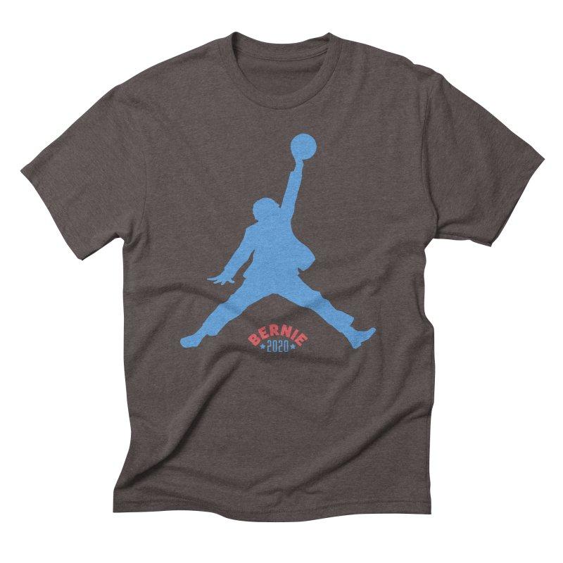 Bernie Air 2020 Men's Triblend T-Shirt by Bernie Threads