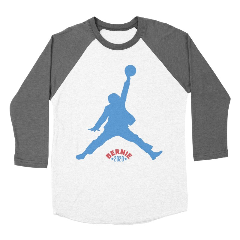 Bernie Air 2020 Women's Baseball Triblend Longsleeve T-Shirt by Bernie Threads
