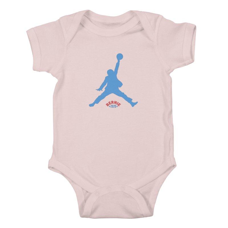 Bernie Air 2020 Kids Baby Bodysuit by Bernie Threads