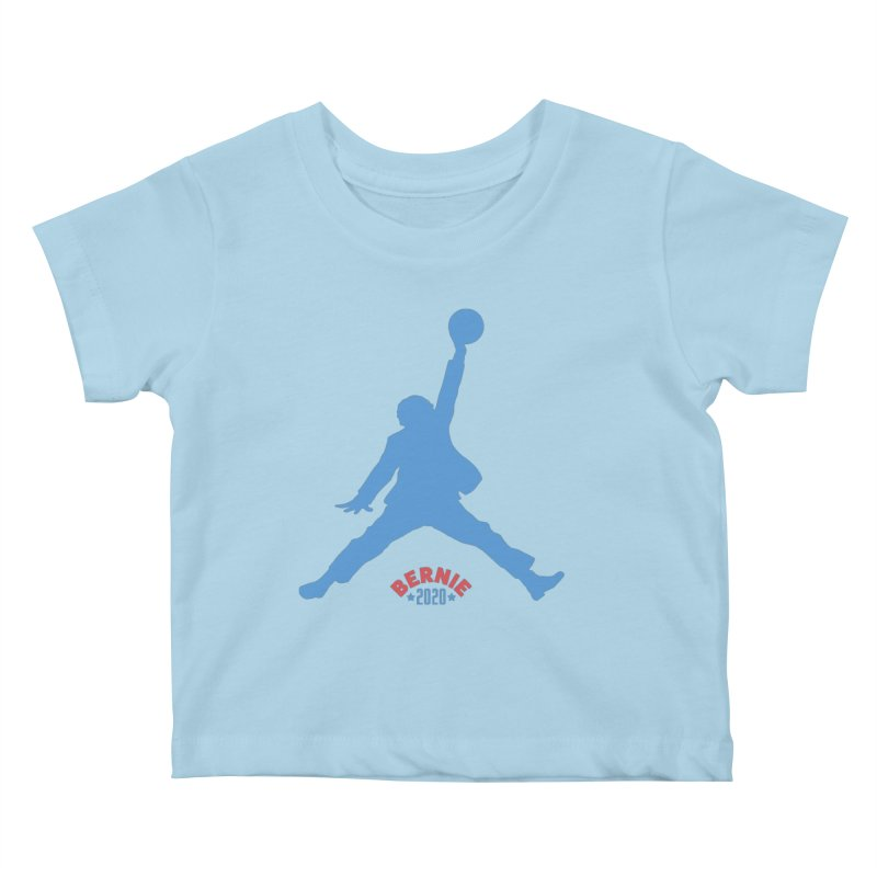 Bernie Air 2020 Kids Baby T-Shirt by Bernie Threads