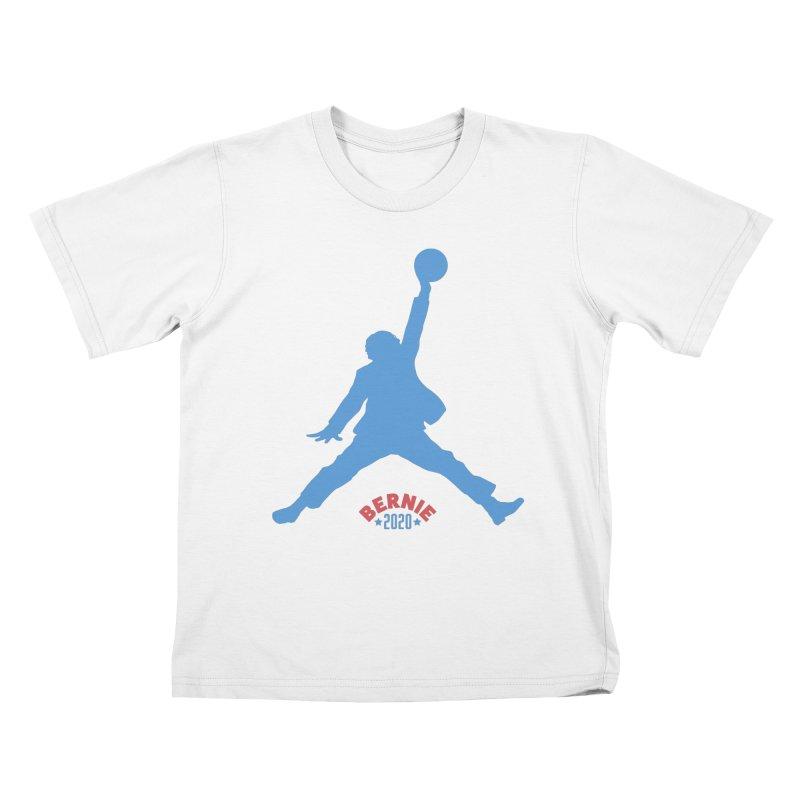 Bernie Air 2020 Kids T-Shirt by Bernie Threads