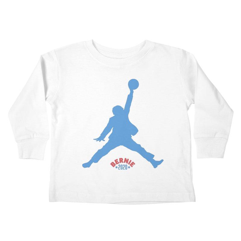 Bernie Air 2020 Kids Toddler Longsleeve T-Shirt by Bernie Threads