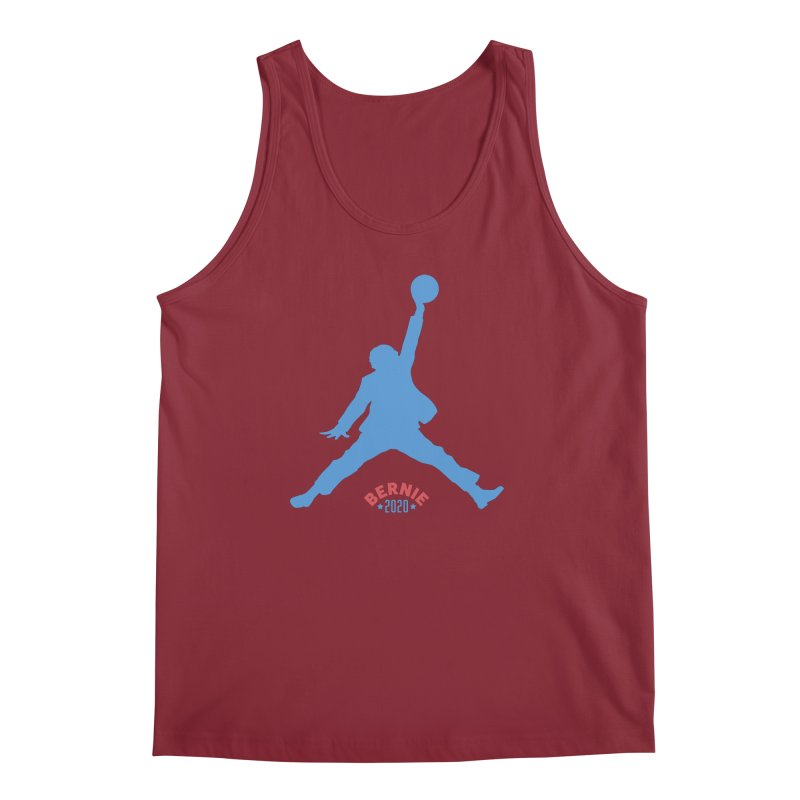 Bernie Air 2020 Men's Regular Tank by Bernie Threads