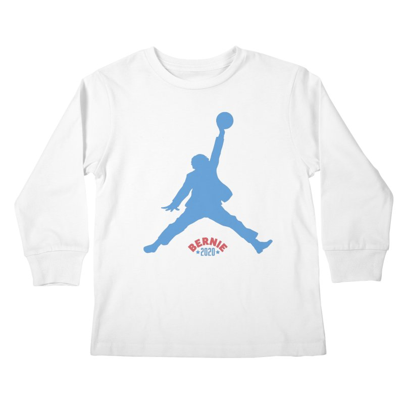 Bernie Air 2020 Kids Longsleeve T-Shirt by Bernie Threads