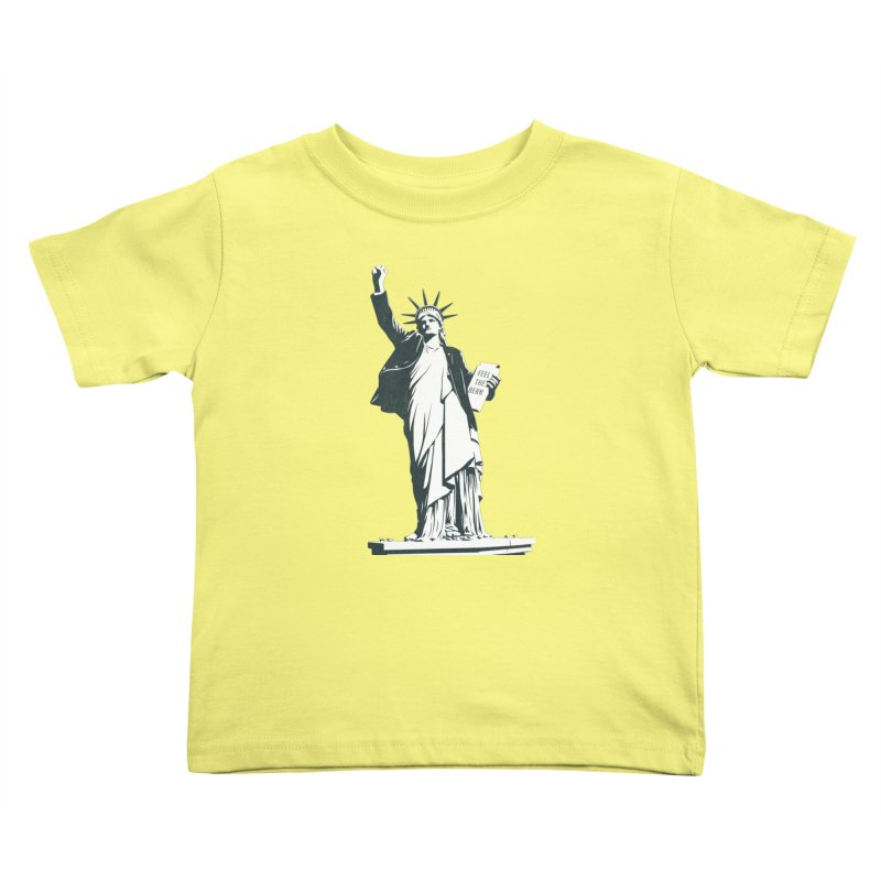 Statue of Libernie Kids  by Bernie Threads