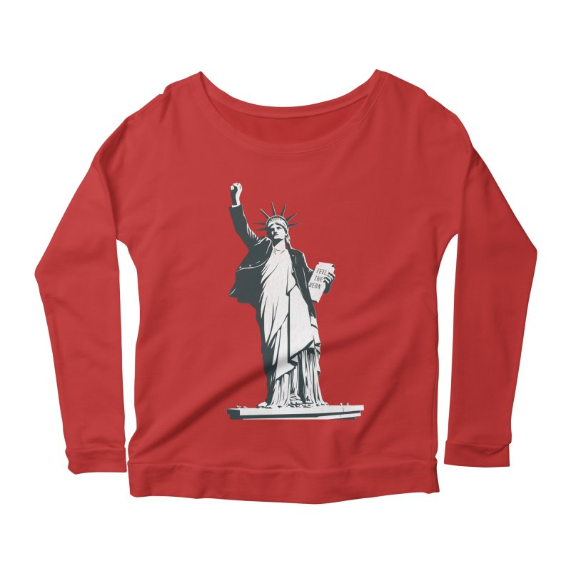 Statue of Libernie Women's  by Bernie Threads