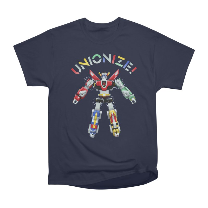 Unionize! Men's Heavyweight T-Shirt by Bernie Threads