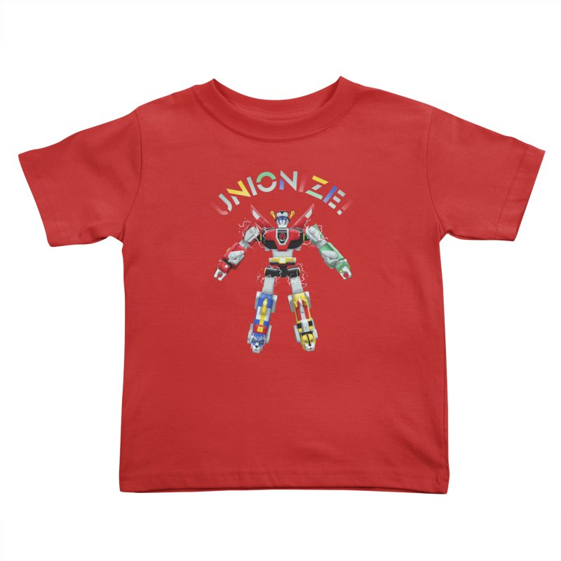 Unionize! Kids  by Bernie Threads
