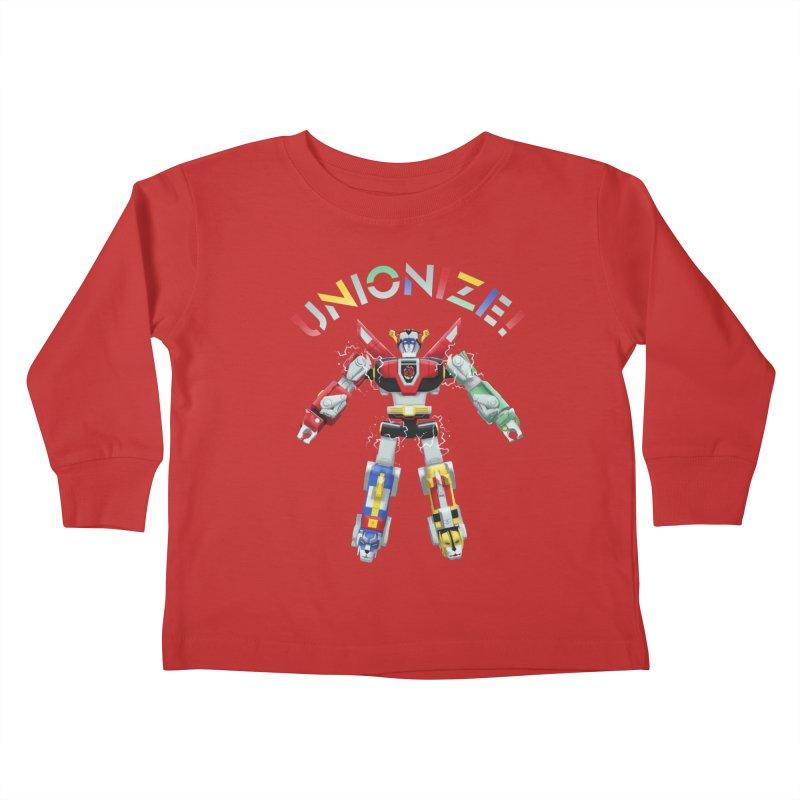 Unionize! Kids  by Bernie Threads
