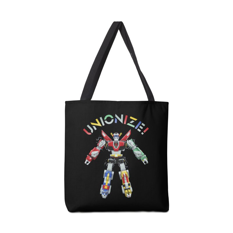 Unionize! Accessories Tote Bag Bag by Bernie Threads