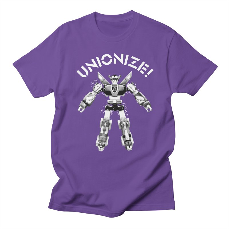 Unionize! Women's Unisex T-Shirt by Bernie Threads