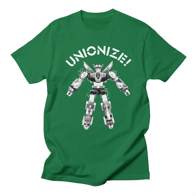 Unionize! Men's Regular T-Shirt by Bernie Threads