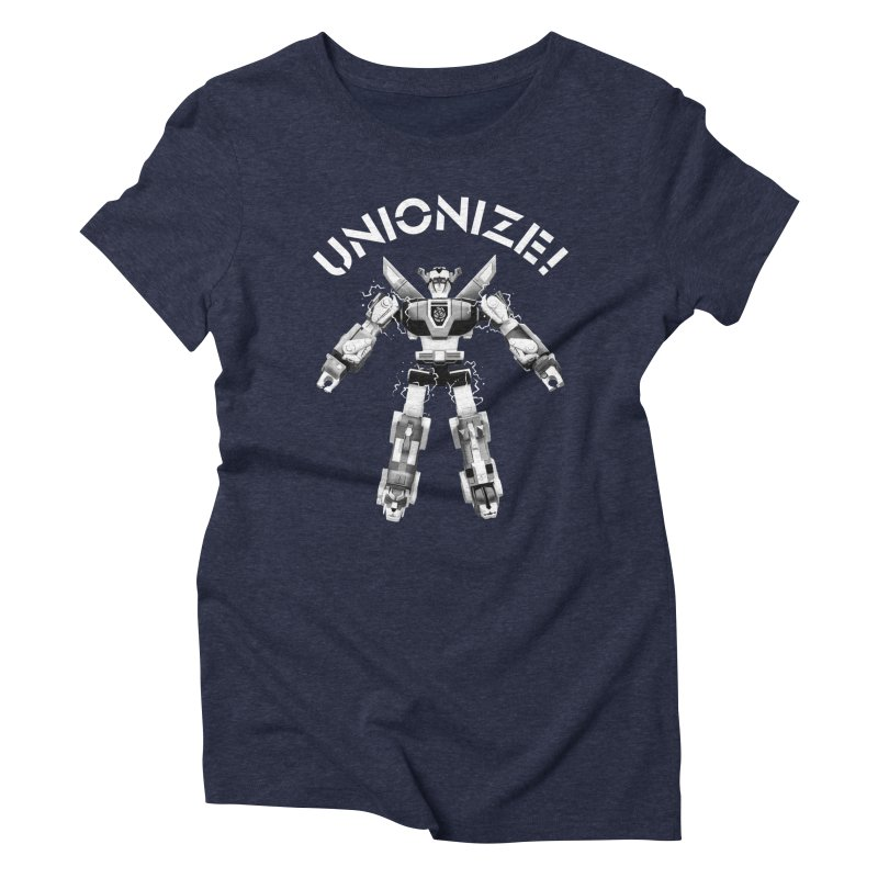 Unionize! Women's T-Shirt by Bernie Threads