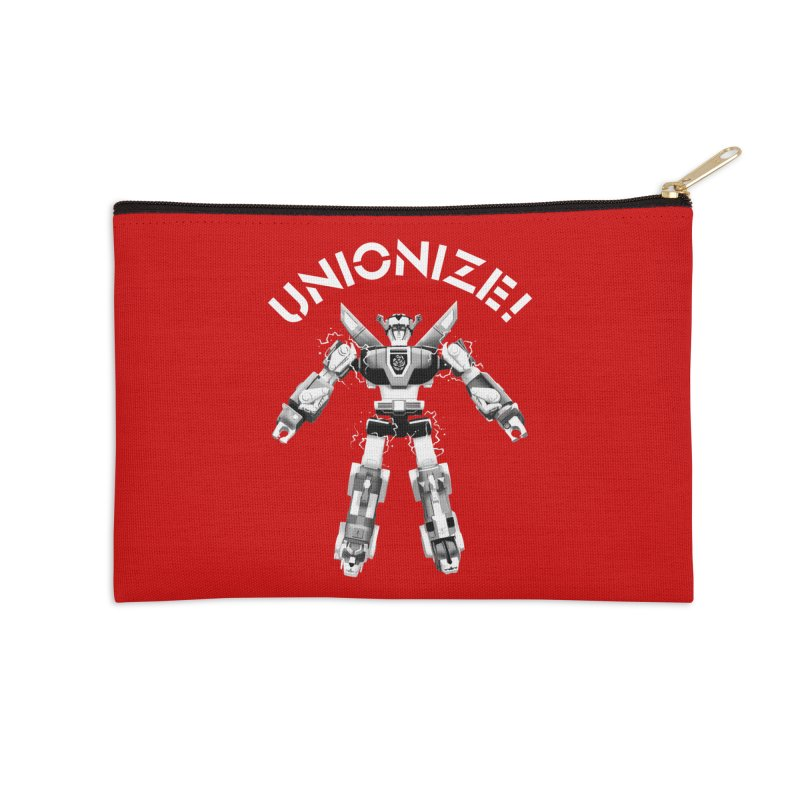 Unionize! Accessories Zip Pouch by Bernie Threads