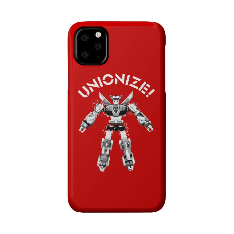 Unionize! Accessories Phone Case by Bernie Threads