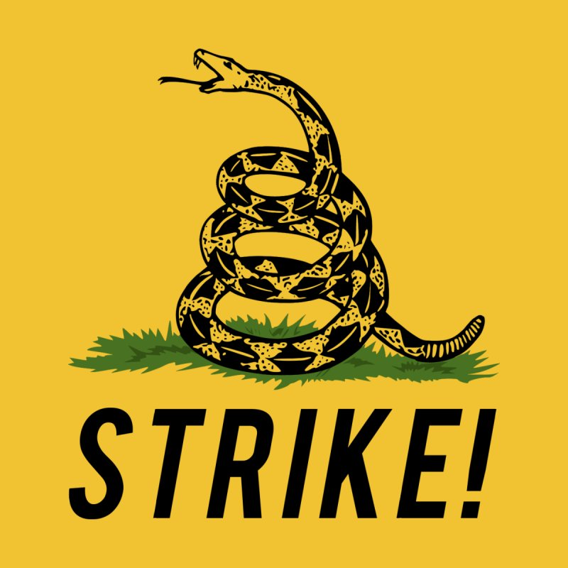 Strike! by Bernie Threads