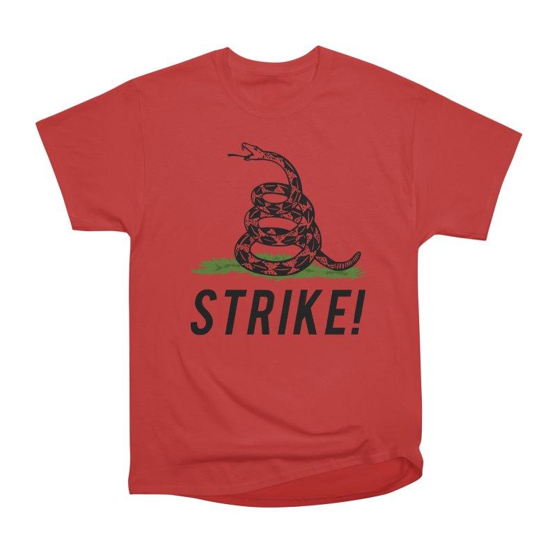 Strike! Women's Heavyweight Unisex T-Shirt by Bernie Threads