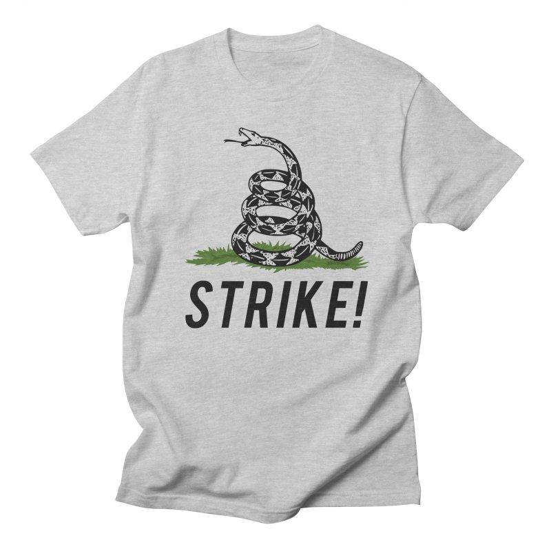 Strike! Women's Regular Unisex T-Shirt by Bernie Threads