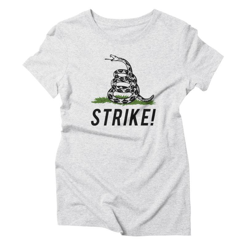 Strike! Women's T-Shirt by Bernie Threads