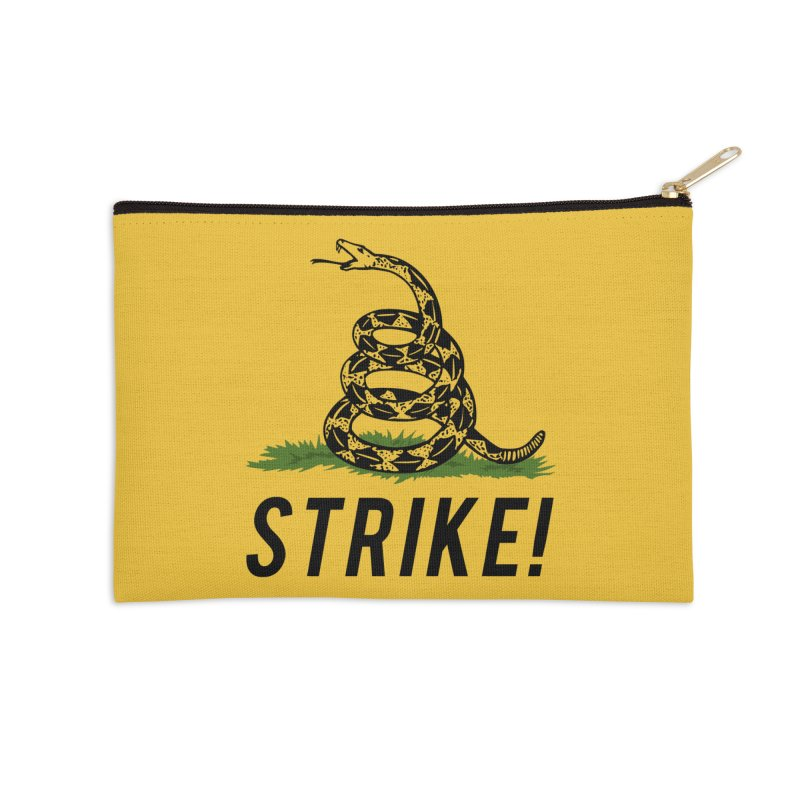 Strike! Accessories Zip Pouch by Bernie Threads