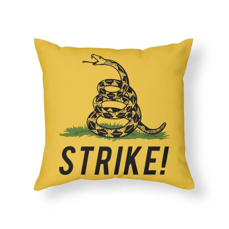 Strike! Home  by Bernie Threads