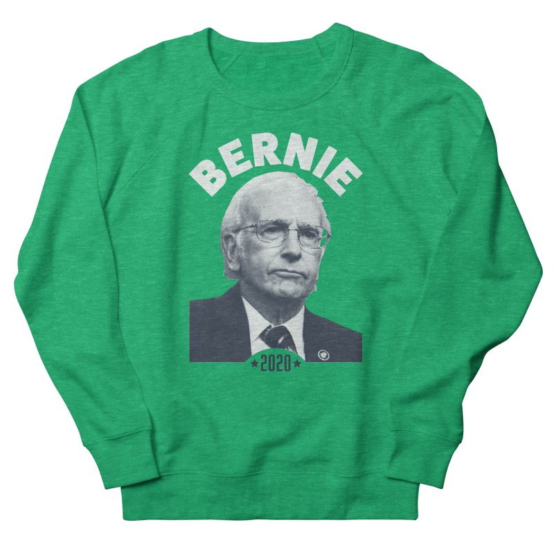Pretty Good. Men's French Terry Sweatshirt by Bernie Threads