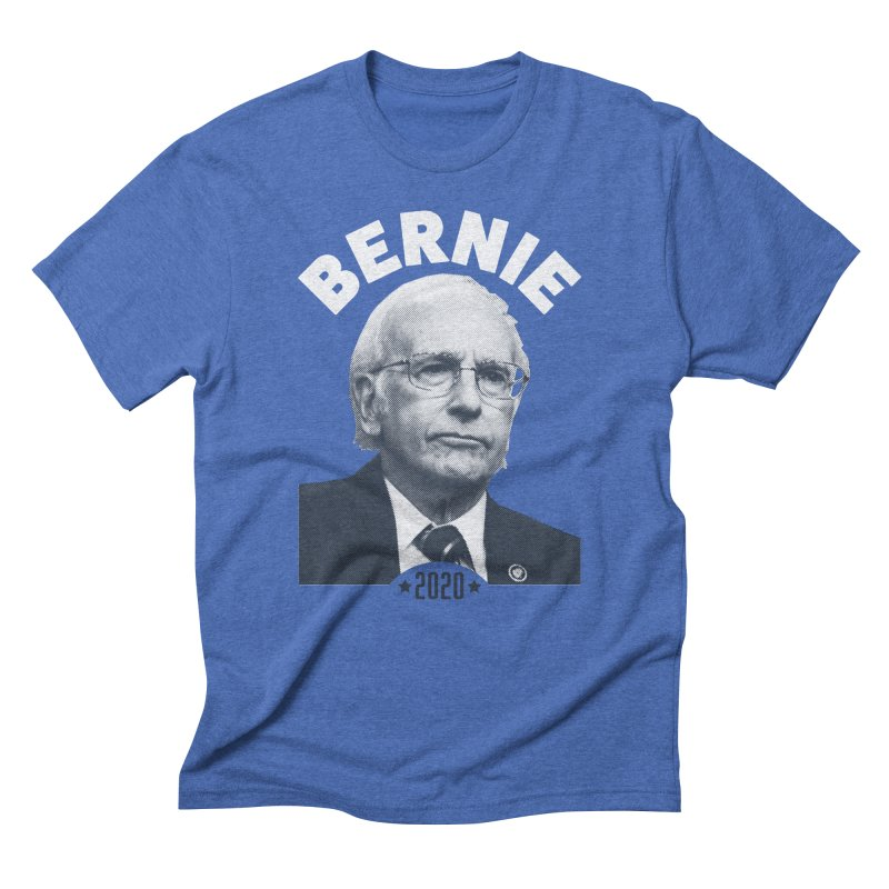 Pretty Good. Men's Triblend T-Shirt by Bernie Threads
