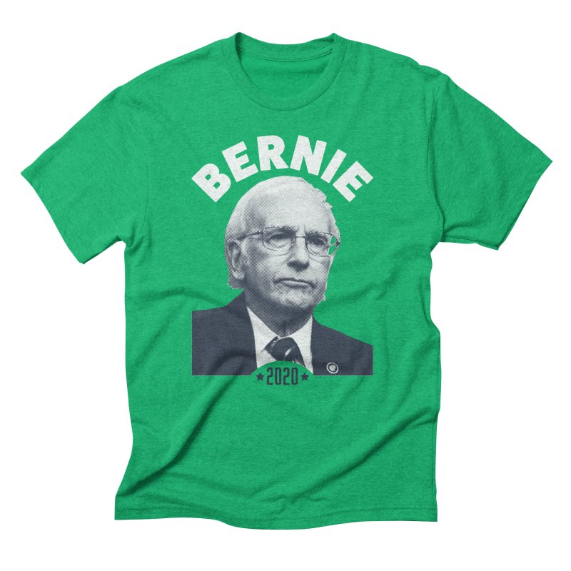 Pretty Good. in Men's Triblend T-Shirt Tri-Kelly by Bernie Threads