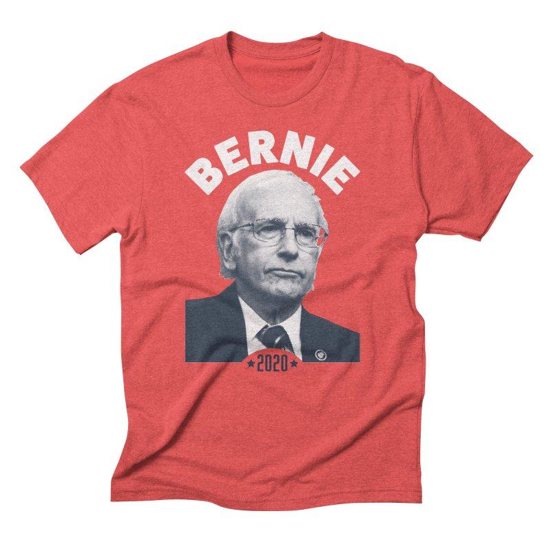 Pretty Good. Men's Triblend T-Shirt by Bernie Threads