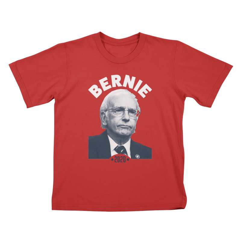 Pretty Good. Kids T-Shirt by Bernie Threads